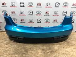 Бампер задний Mazda 3 BL 2009-2013
