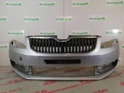 Бампер передний Skoda Octavia A7 (2013-)
