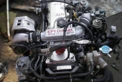 Двигатель 2 ЛТЕ контрактный.