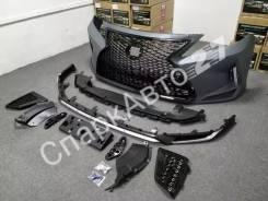 Бампер в стиле 2020 для Lexus RX 270/350/450H с 09-15г