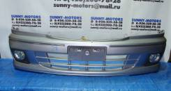 Бампер на Nissan Presage U30