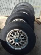 Комплект колес 4 шт Dunlop плюс запаска на Isuzu
