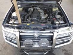 Двигатель 1Hdfte Toyota Land Cruiser 100 Заведем перед покупкой! ГТД!
