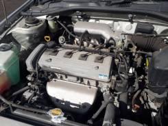 Двигатель в сборе Toyota Carina AT211. 7AFE. Chita CAR