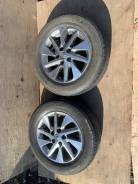 Пара летних колес Toyota Alphard AYH30 215/65/R16