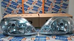 """Фара Depo """"ЕвроСвет"""" Toyota Corolla / Runx / Alex до 2002 года"""