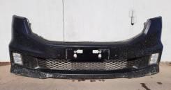 Бампер передний Оригинал Honda Stepwagon Spada RG1 Черный Баклажан