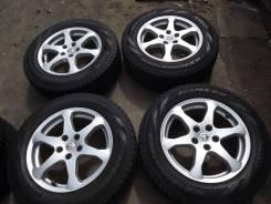 225/65 R17 Pirelli Ice Asimmetrico 2014г на литье 5*114,3 Nissan
