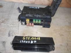 Блок предохранителей контрактный Nissan Bluebird G10 QG18 5126