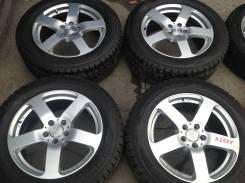 255/55R18 Dunlop, диски 5x112 Sport Technic