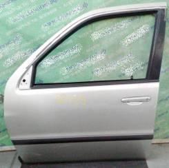 Дверь боковая Toyota Raum EXZ1# передняя левая