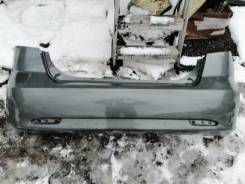 Chevrolet Lacetti Бампер задний хетчбек