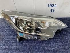 Фара правая Nissan NOTE Е12 LED Оригинал Япония 19-34