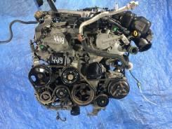 Контрактный ДВС Nissan Elgrand (E51) VQ35DE 2WD A4419