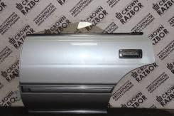 Дверь зад лево Toyota Crown MS135 (Wide Body)