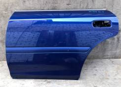 Дверь задняя левая цвет 8M6 Toyota Chaser GX100/JZX100