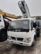 JBC SY1041. Автовышка 24 метра производство Германия, 3 168куб. см., 24,00м.