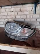 Фара Hyundai Solaris
