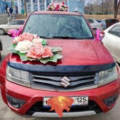 Прокат украшений на свадебный автомобиль. Под заказ