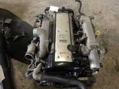 Двигатель всборе jzs171, 1jz-GTE