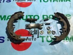 Механизм стояночного тормоза левый Toyota Kluger MCU25 4659048010