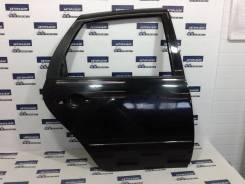 Дверь боковая задняя правая Datsun on-DO чёрная