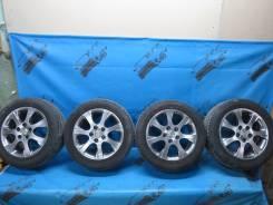 Колёса Toyota R16 5*114.3 + лето Firestone 205/55/16