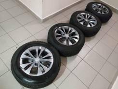 Комплект литья 5/110-5/112+шины BF Goodrich G-Force 195/65R15 95Q M+S!