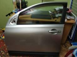 Дверь Nissan Dualis передняя левая цвет ky0