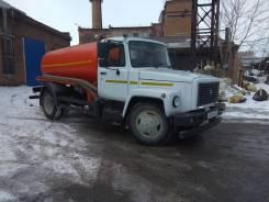 ГАЗ 3309. Продам Ассенизатор (Вакуумная)