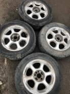 Комплект колёс на зимней резине