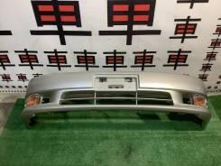 Бампер передний Toyota Mark2 90 цвет 4M7 #11326 дорестайл