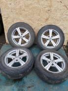 Комплект колес 195/65/15 Литье R15 5x114.3