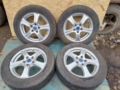 Комплект колес 205/60/16 Литье R16 5x114.3