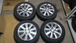 Комплект колес на оригинальном литье R14 Toyota 4*100