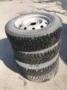 Комплект колёс 175/70R14 4/114.3 Dunlop