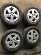 Колёса Toyota Prius 195/65R15 Bridgestone Blizzak VRX