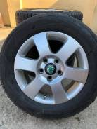 Продаю автомобильные колеса на шкода октавиа