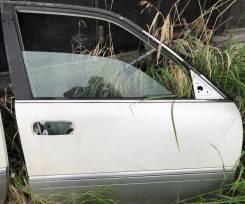 Дверь передняя правая в разбор Toyota Crowm JZS171