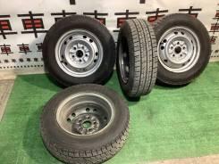 Комплект колес R14 Goodyear Ice Navi Zea2 #11326