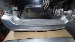 Задний бампер Subaru Forester sg5 (2002 -2007 г)