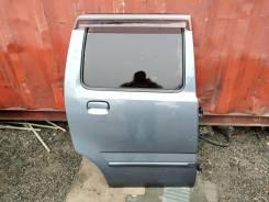 Дверь Suzuki Wagon R Solio задняя правая