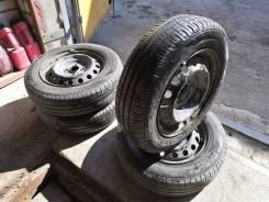 Штамповки с шинами Dunlop, без пробега по России