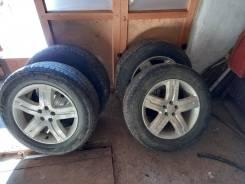 Продам комплект колёс на Subaru Forester