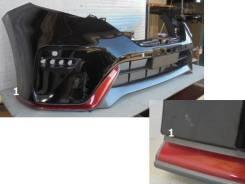 Передний бампер Nismo Nissan Note HE12/E12 2 мод