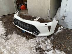 Бампер передний Toyota Camry v50/v55