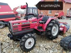 Shibaura. Продам трактор shibaura d26f с фрезой, 26,00л.с.