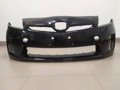 Бампер передний Toyota Prius (XW30) 2009-2011г. Оригинал б/у Цвет: 202