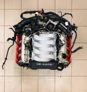 Двигатель BAR 4.2 бензин Audi Q7 2006 г. в. пробег 66 тыс. км.