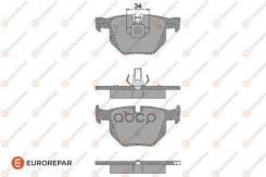 Колодки Тормозные Дисковые Bmw E70/F15/E71/F16 06 Eurorepar арт. 1623062880 1623062880
